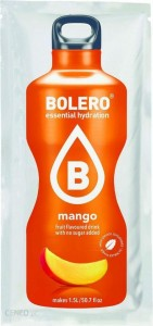 Bolero Drink Mango- 1 kcal, mix na 1,5 l